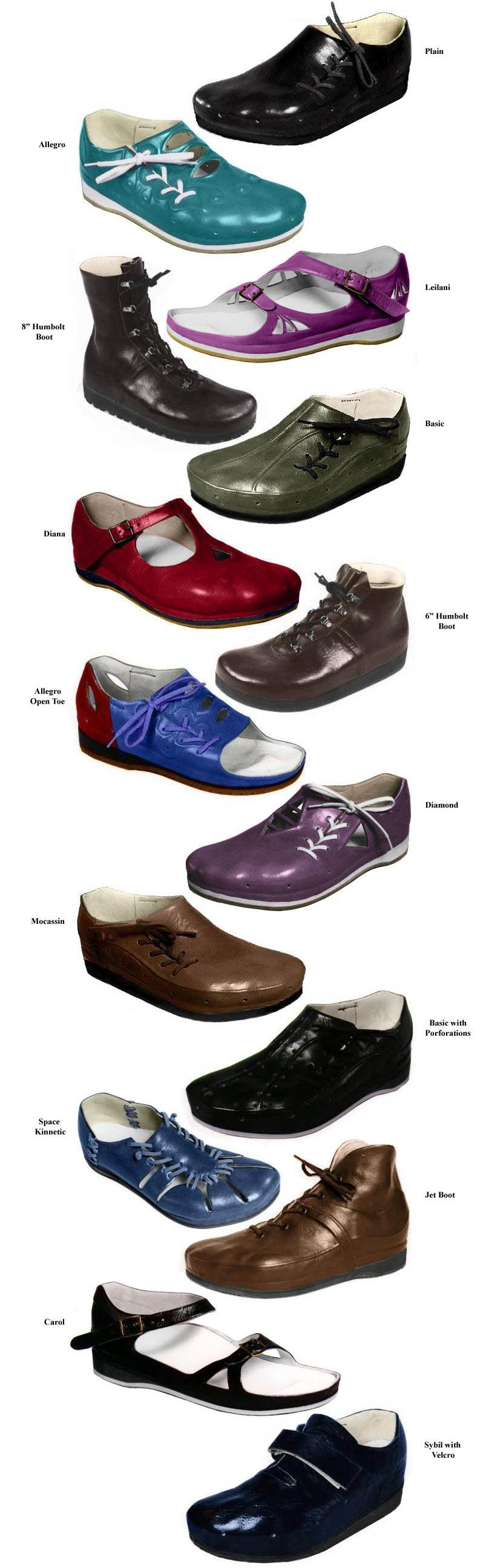 Murray space shoe are custom made